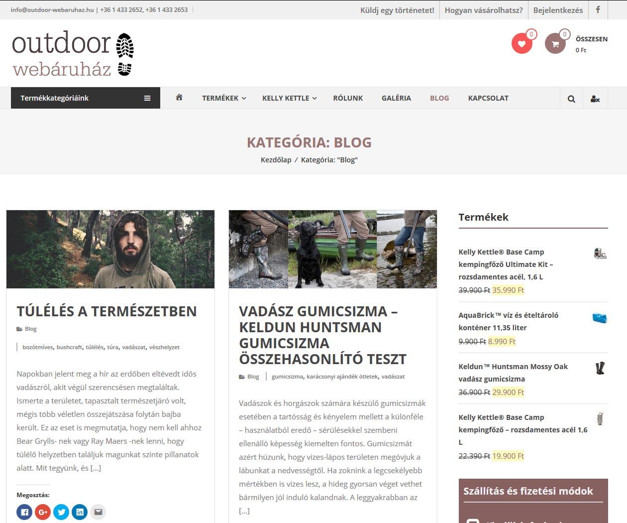 outdoor-webaruhaz-blog
