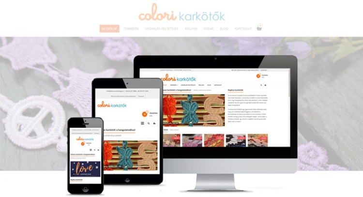 demo webáruház