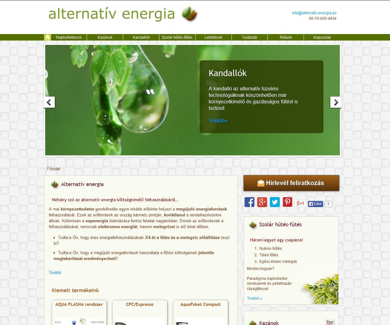 alternativ-energia