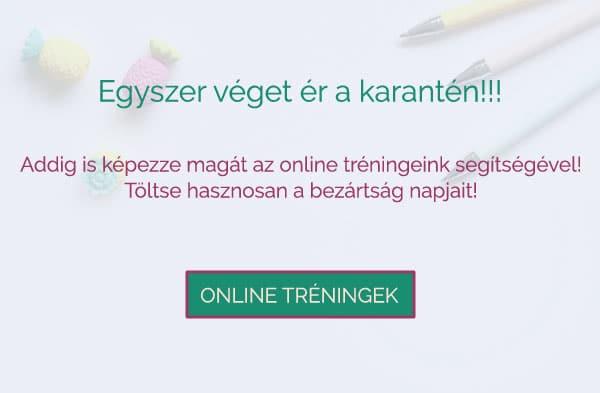 Online tréningek
